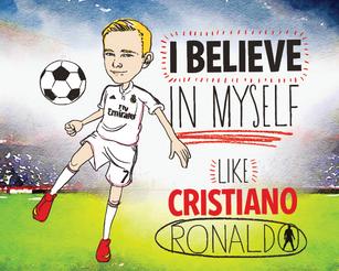 Cristiano Ronaldo Believes in Himself