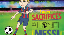 Lionel Messi Makes Sacrifices