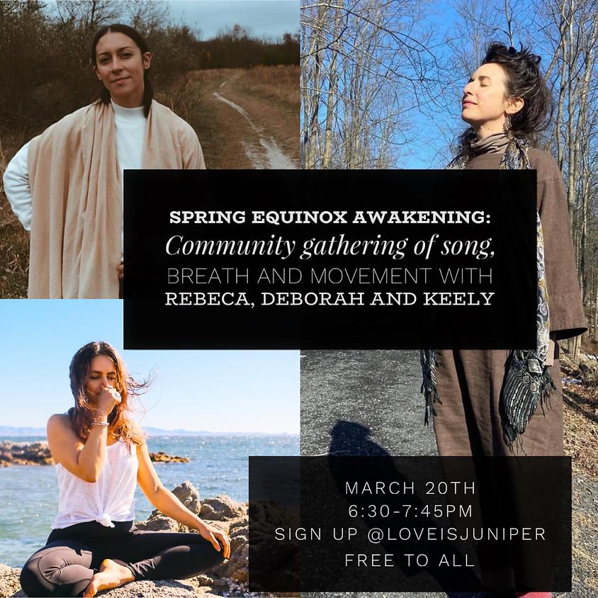 Spring Equinox Awakening