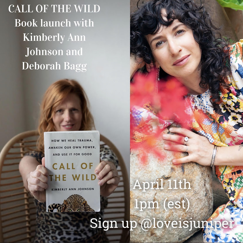 Call of the Wild book release