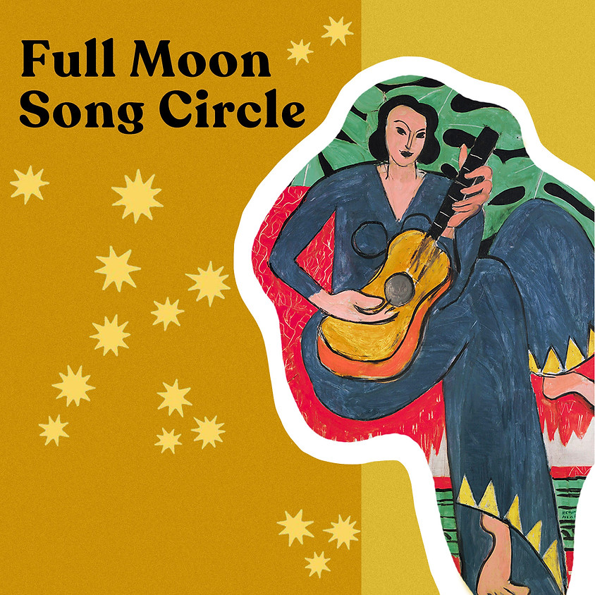 Full Moon Singing Circle With Keely Angel