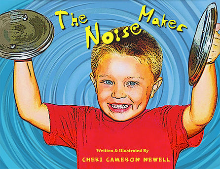 The Noise Maker Book Cover
