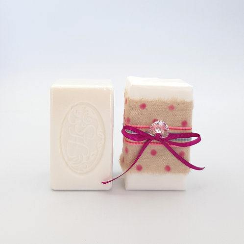 Decorated Embossed Soap (150g)