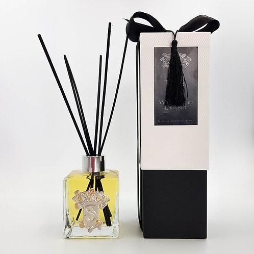 Diffuser (square bottle) - 6 fragrances