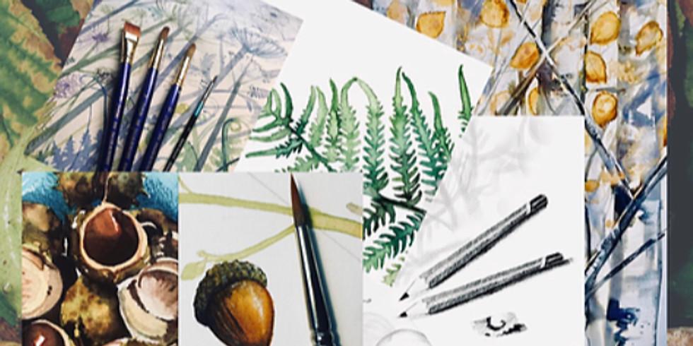 All About Autumn - Watercolour Masterclass