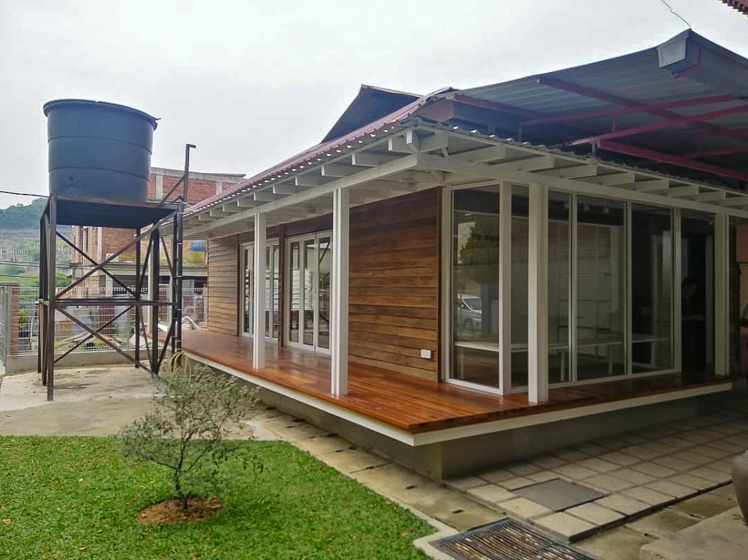 沙叻秀新村图书馆改造计划