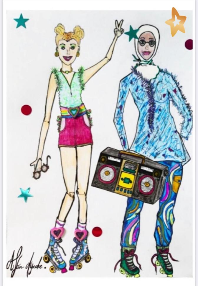 Disco Dolly Diva Mini Q&A Series 2...