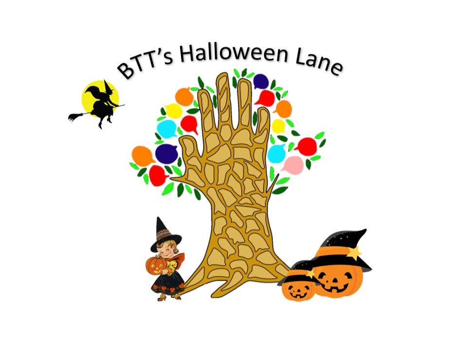 Donations for BTT's Halloween Lane 2021