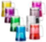 caneca gel personalizada brindes personalizados sp