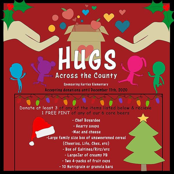 Hugs Charity Hartley
