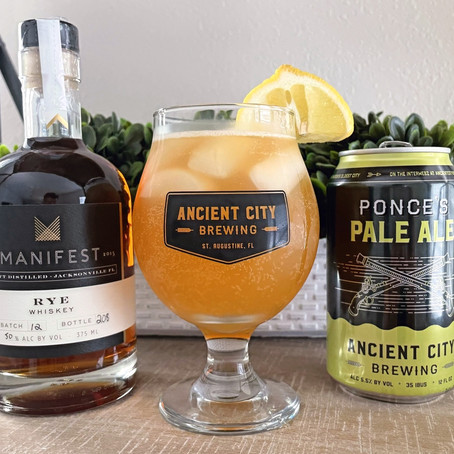 Here Comes the Sun with Ponce's Pale Ale