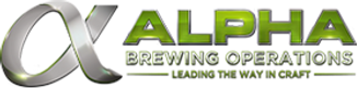 Alpha Brewing Operations Logo
