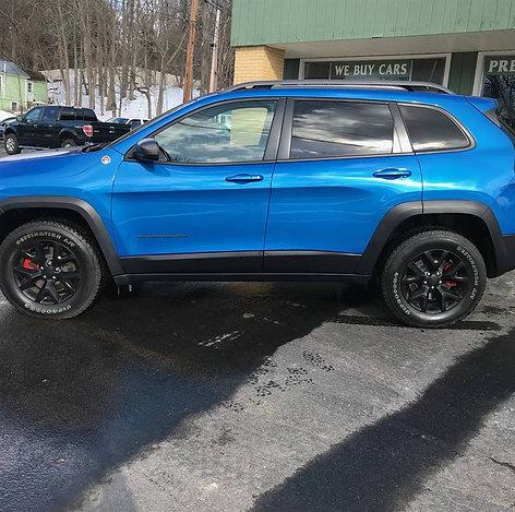 2018 Jeep Cherokee Trailhawk L Plus 4x4