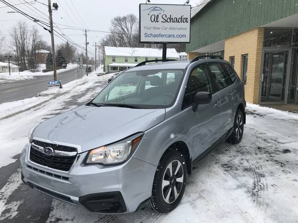 2018 Subaru Forester AWD