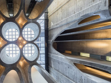 Visit the wonderful new Zeits MOCAA in Cape Town