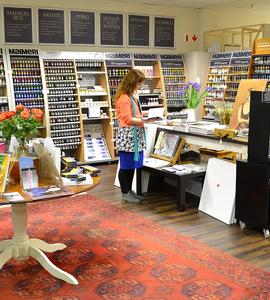 The Italian Art Shop