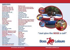 Boss Leisure