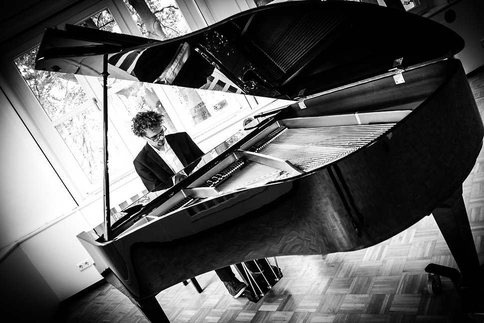Jazz Pianist Event Musiker Berlin