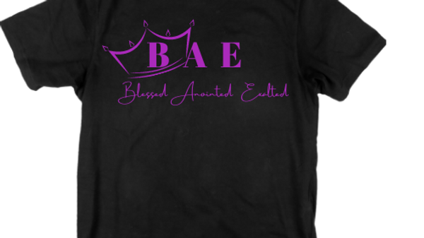 BAE-Blessed, Anointed, Exalted