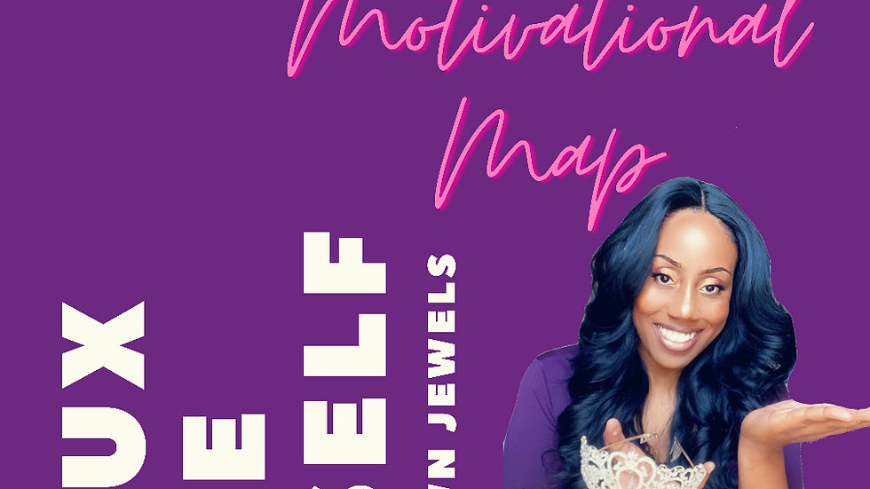 FREE DOWNLOAD! 7 Day Motivational Map