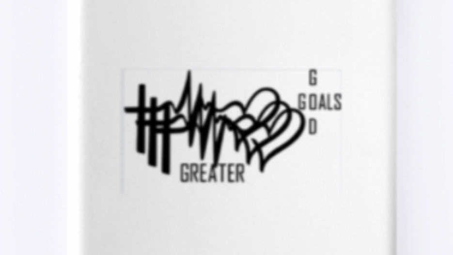 God + Goals = Greater Phone Case