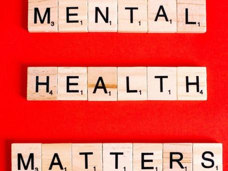 Men's Mental Illness: a silent crisis