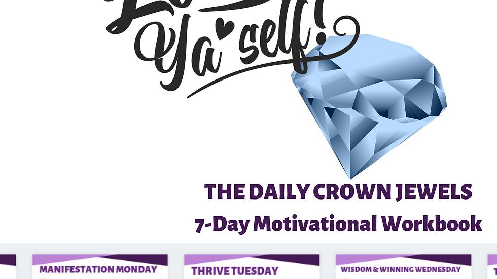 FREE DOWNLOAD! 7 Day Motivational Workbook