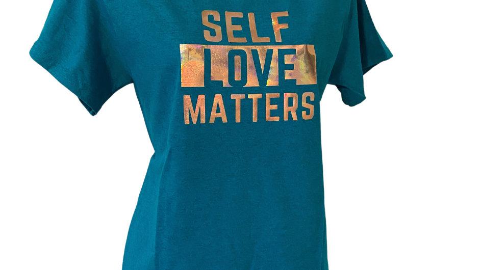 SELF-LOVE MATTERS (Love BLOCK)