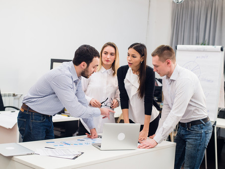 No plans but making mistakes - the agile Team