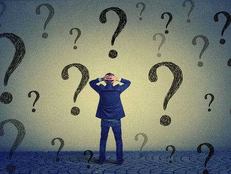 Stop talking so much - ask the right questions!