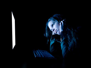 Is too much light at night having an effect on you?