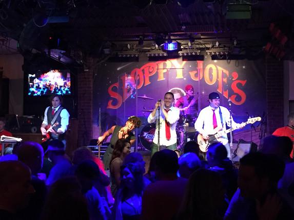 Sloppy Joes 2017