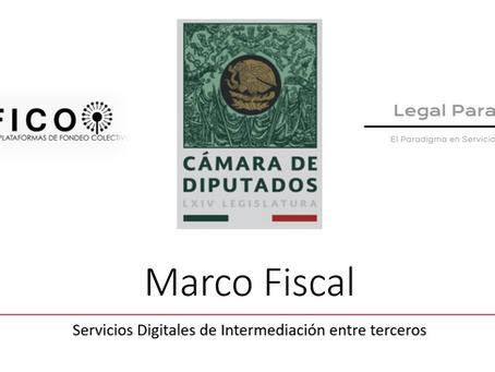 Marco Fiscal para Servicios Digitales de Intermediación entre terceros