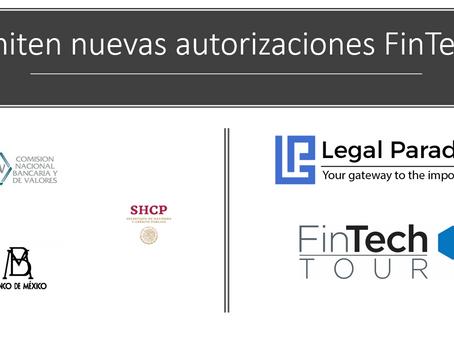 Ya hay nuevas FinTech Autorizadas