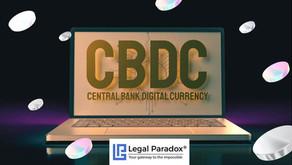 Central Bank Digital Currencies or CBDC