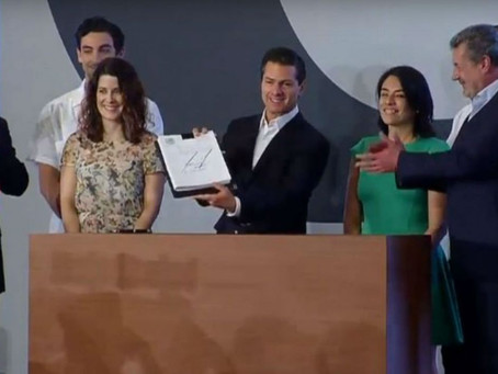 The FinTech Law is signed, this will be the catalyst for Mexico!