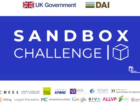 ¿Qué es el SandBox Challenge?