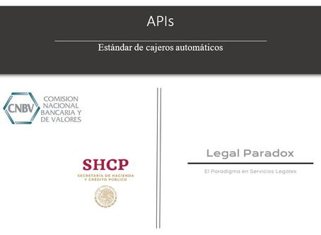 Open Finance. Publicación del estándar de cajeros automáticos