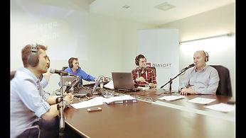 корпоративное радио в офисе DIASOFT