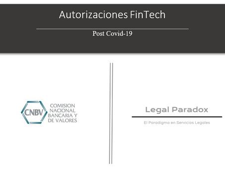 80 FinTech próximas a concluir su proceso de autorización