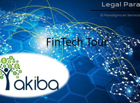 Akiba, innovación financiera para eliminar chapulines