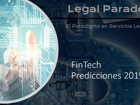 7 predicciones FinTech para 2019