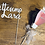 Thumbnail: Cake topper personalizzato in doppio cartoncino bi-colore e fiocchetto