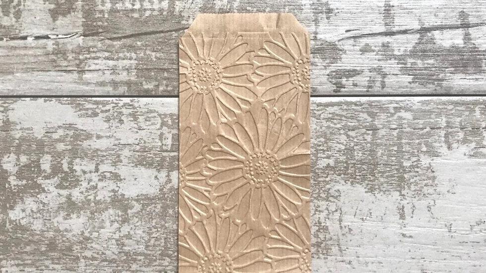 8x16 cm Bustine in carta kraft