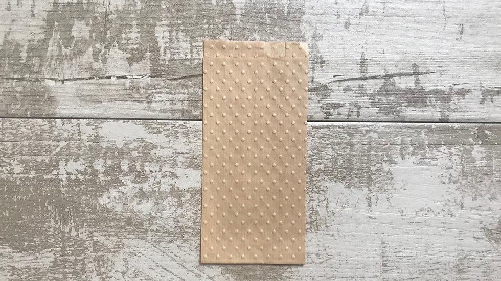 10x18 cm Bustine in carta kraft