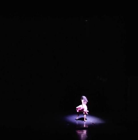 "Drumming Solo from ""Ekodoom"" Kibbutz Contemporary Dance Company"