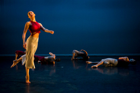 """Droplets"" Choreography: Ae-Soon Kim IKADA Contemporary Dance Company  Photography: Whitney Browne"