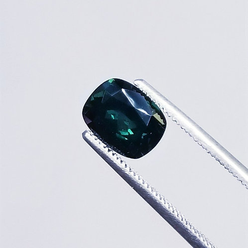 Teal Sapphire 2.20 ct