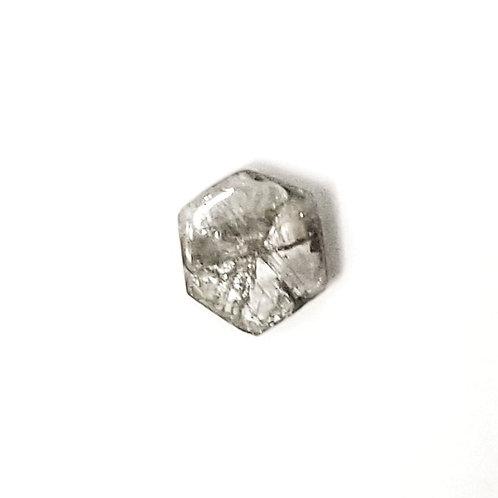 Gray Trapiche Sapphire 2.73 ct
