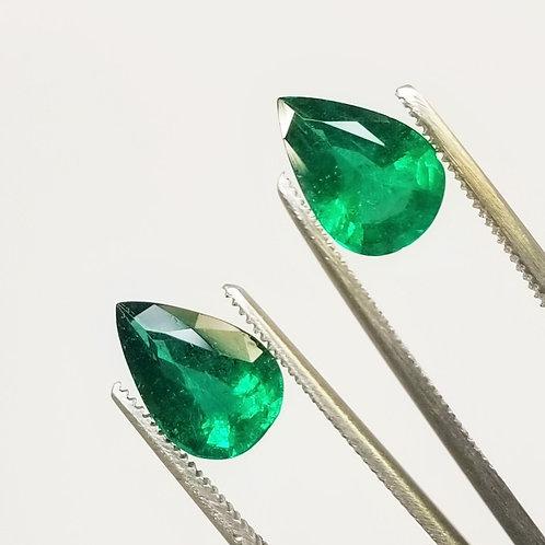 Emerald 3.98 cttw